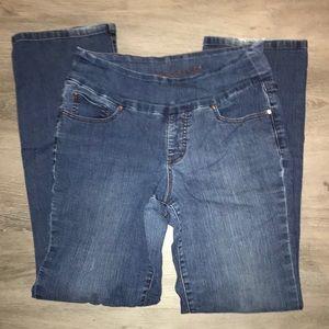 Jag Jeans high rise boot cut jean